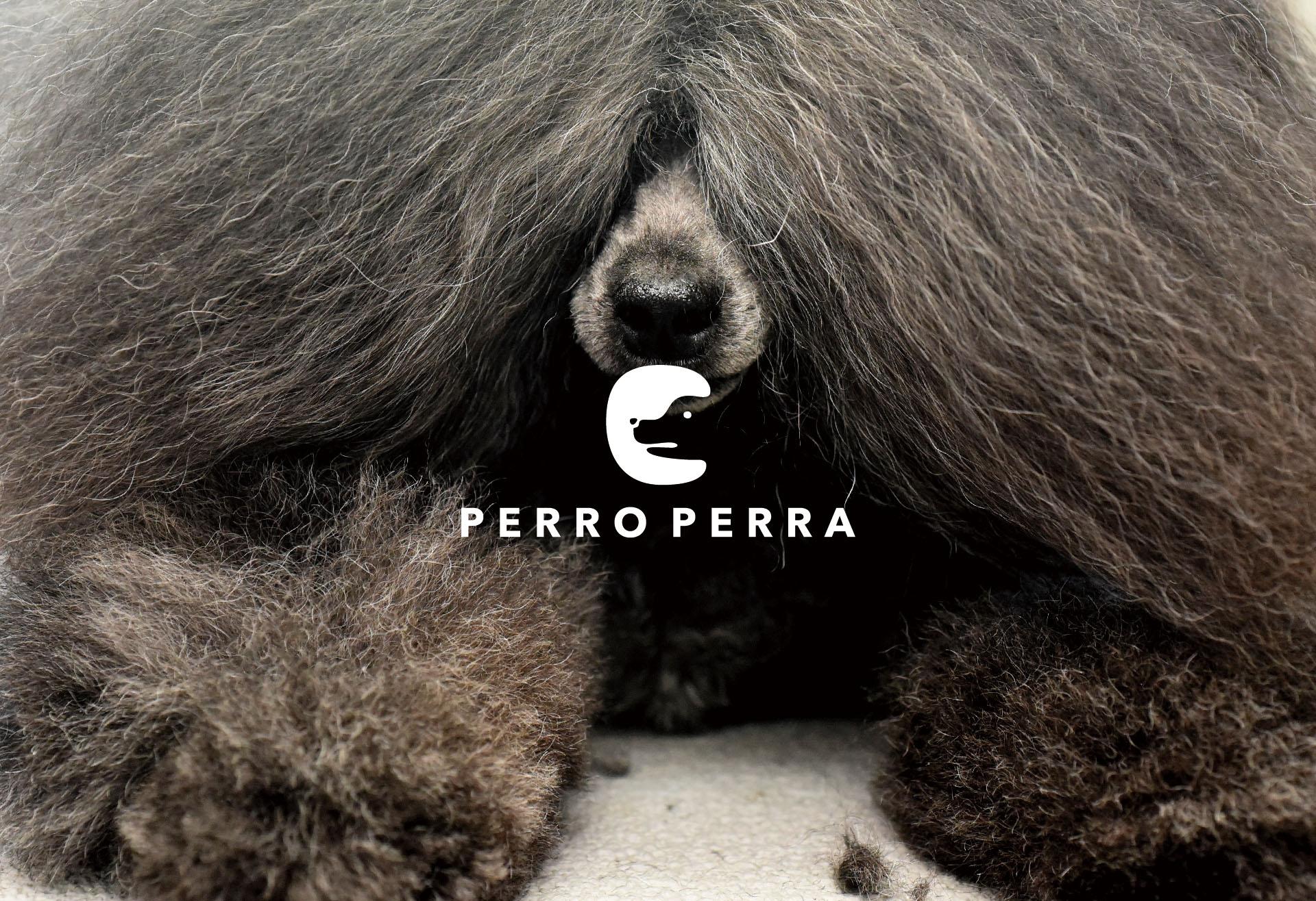 PERRO PERRA